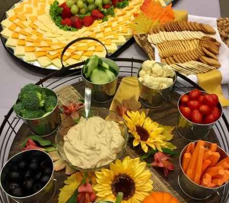 Law Firm Open House Hors d'oeuvres